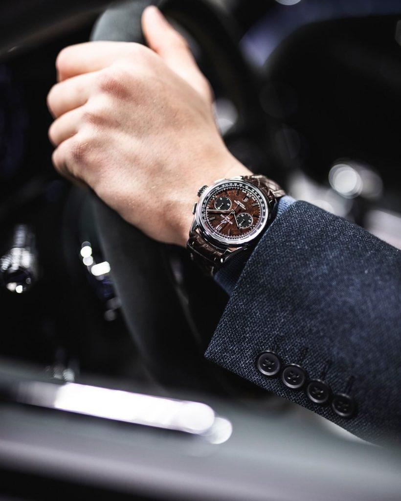 luxury watchmaker