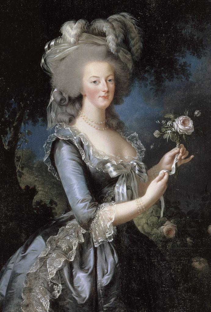 maria antonieta 1782