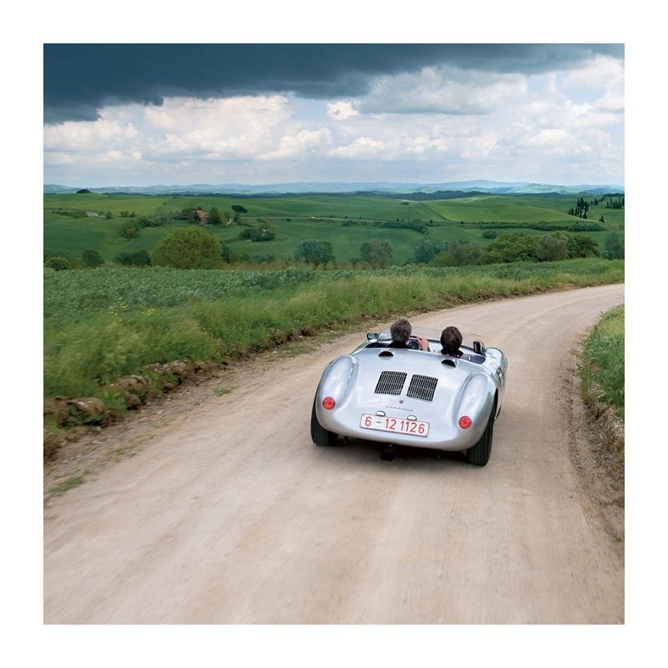 mille miglia el lado racing de chopard porsche