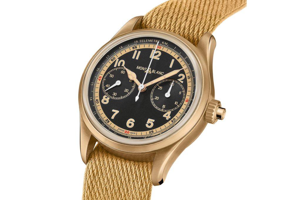monopusher chronograph limited edition 4
