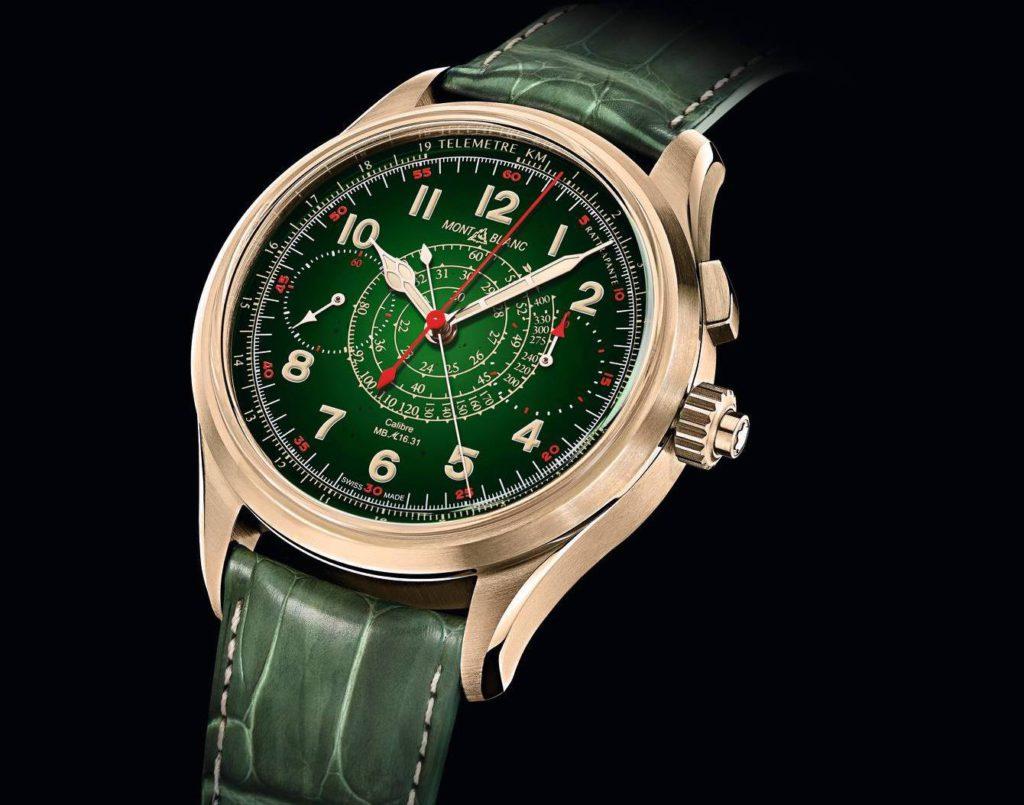 montblanc 1858 split second chronograph mexico siar 2019