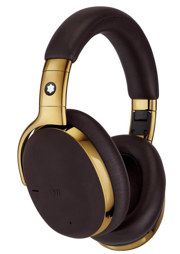 montblanc audífonos mb01 cafe