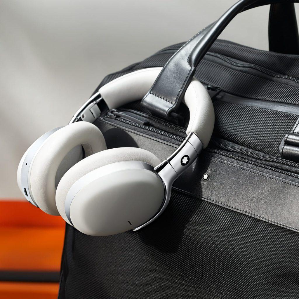 montblanc audífonos mb01 grises