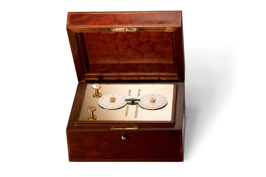 nicolas rieussec chronograph