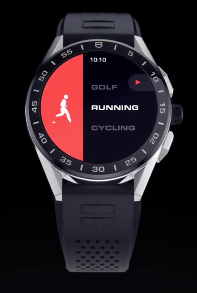 tag heuer connected running