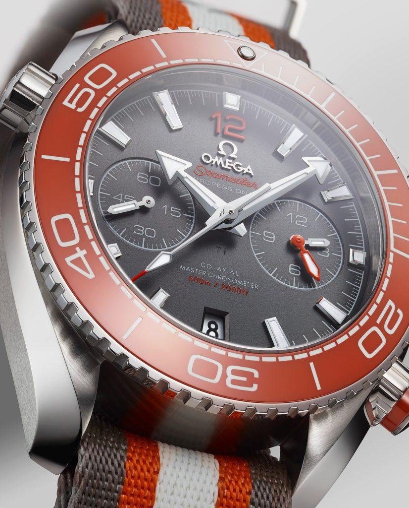 omega seamaster planet ocean chronograph 2019 5