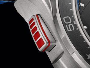 omega speedmaster x 33 regatta etnz edición limitada side