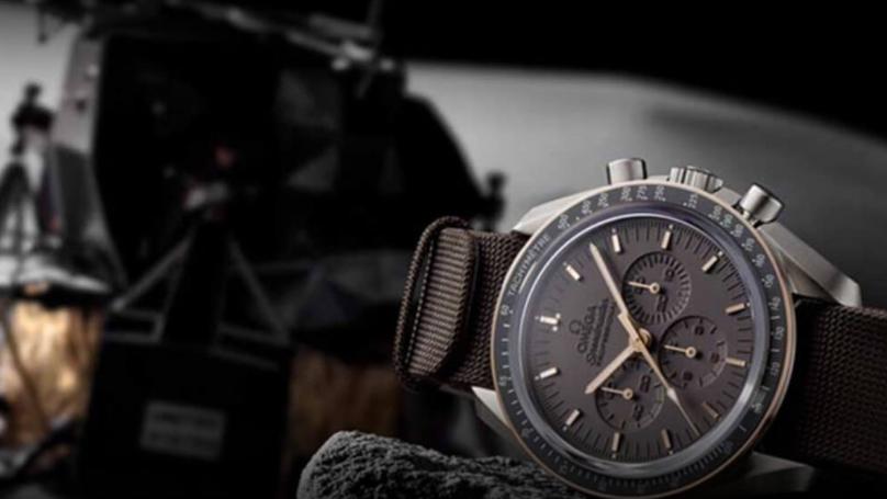 omega el primer reloj en el espacio