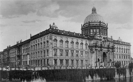 palacio real de berlin wikipedia