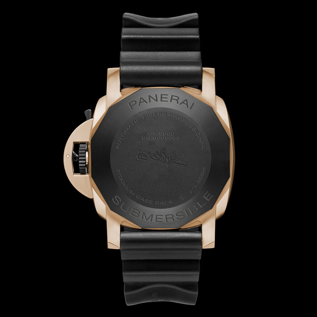 panerai submersible goldtech orocarbo 44 mm 2