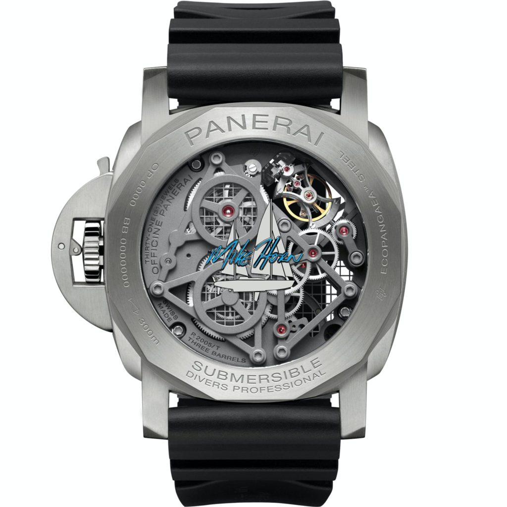 panerai sumergible ecopangaea tourbillon gmt 50mm watches wonders