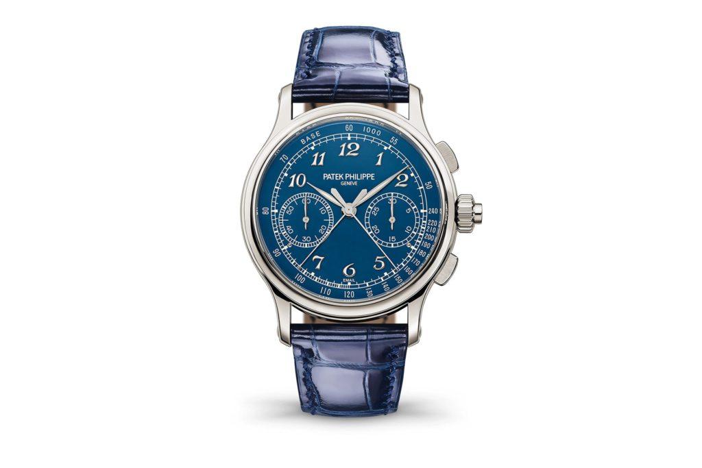 patek philippe split seconds chronograph ref 5370ppack