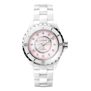 piezas de joyería rosa cancer de mama reloj chanel