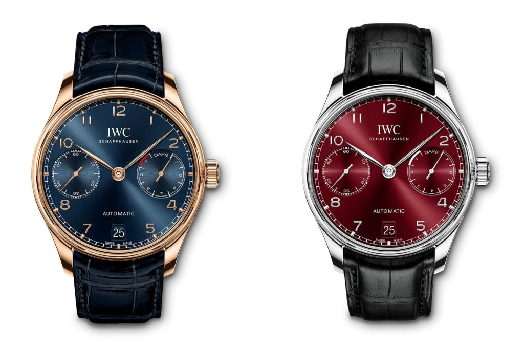 portugieser automatic 2020 watches and wonders boutique