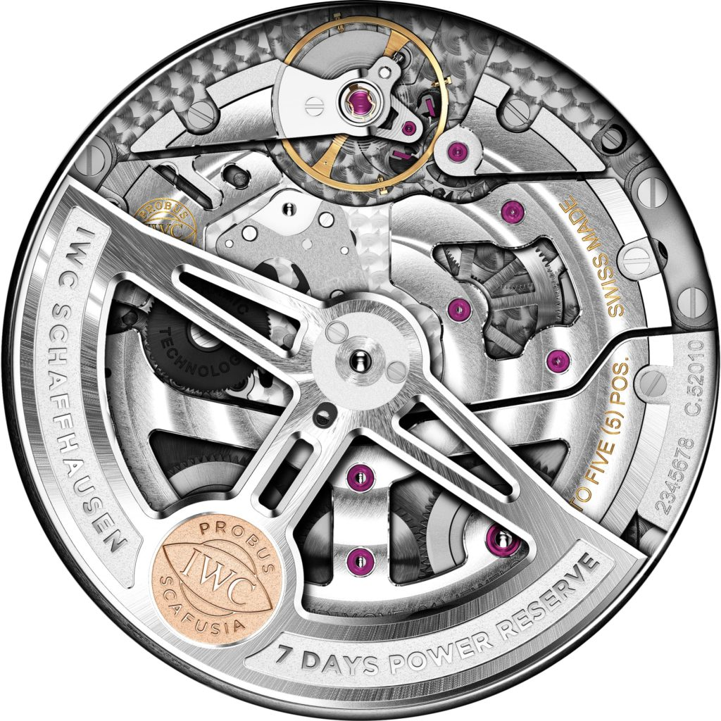 portugieser automatic 2020 watches and wonders calibre