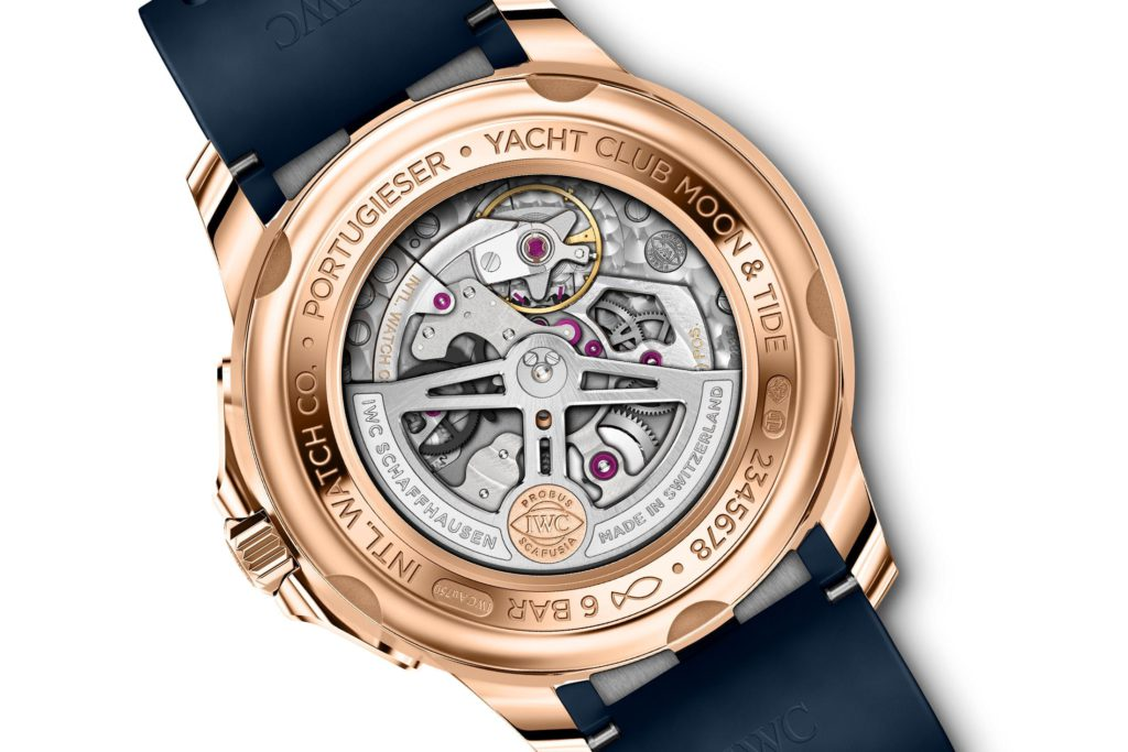 portugieser yacht club moon and tide 4