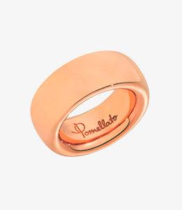 regalos de compromiso anillo pomellato iconica