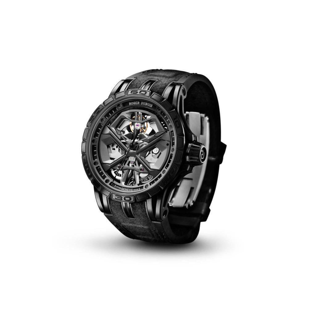 roger dubuis excalibur total black 2020 2