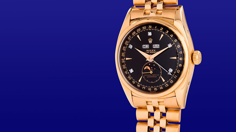 rolex is synonymous with class