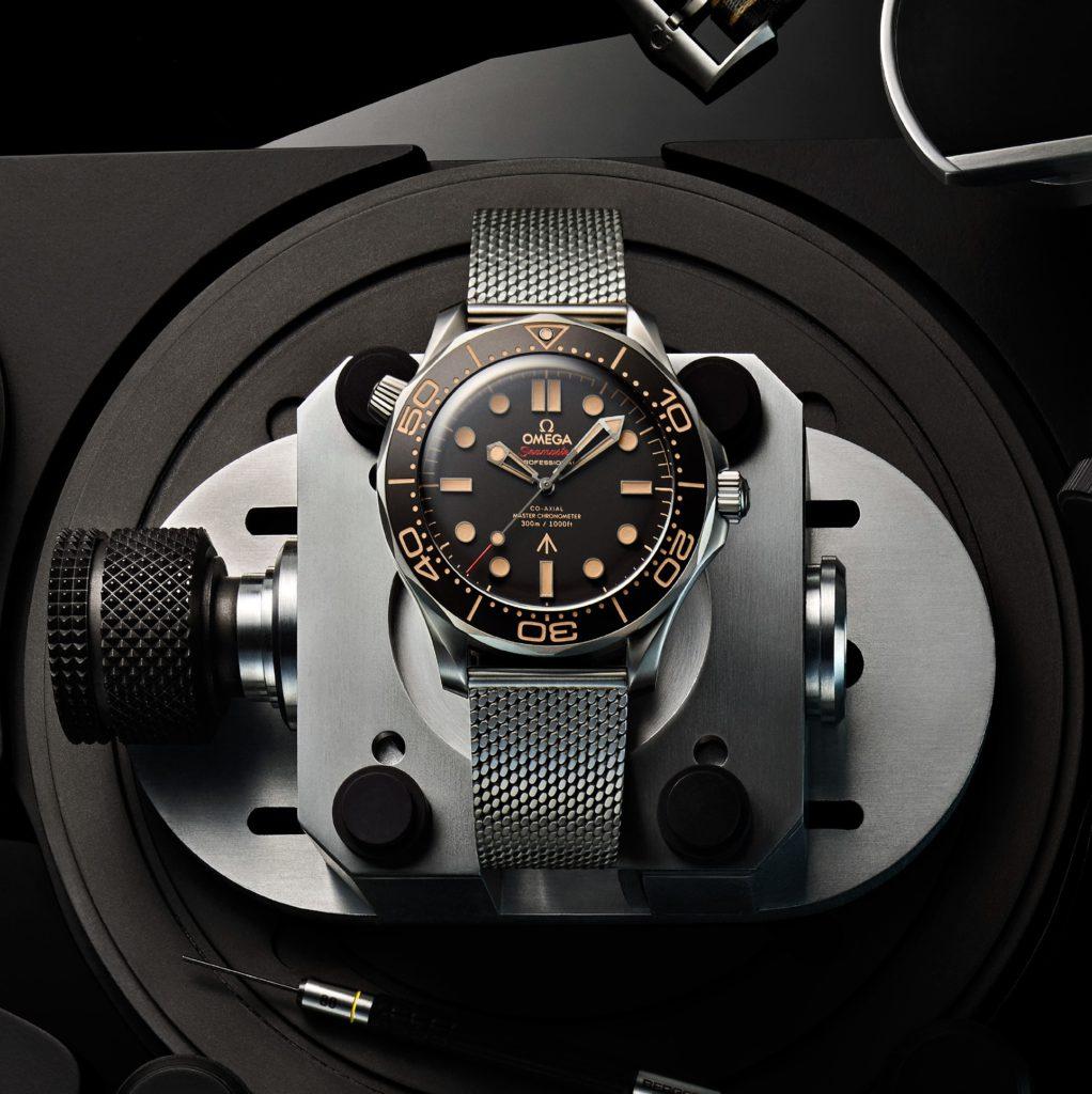 seamaster diver 300m 007 edition slider