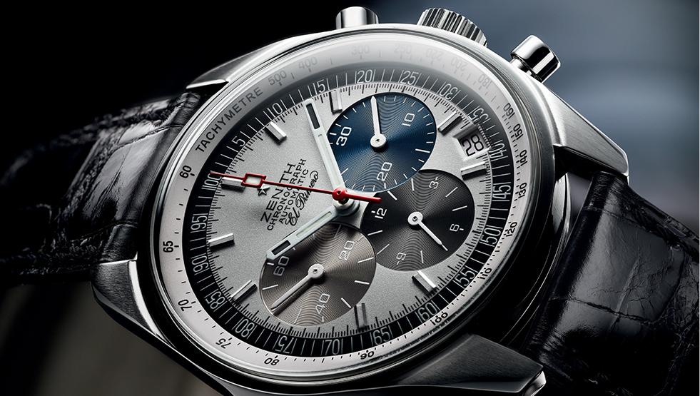 el primero cronografo automatico