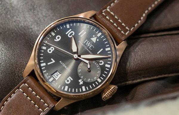 reloj de aviador spitfire iwc schaffhausen 2