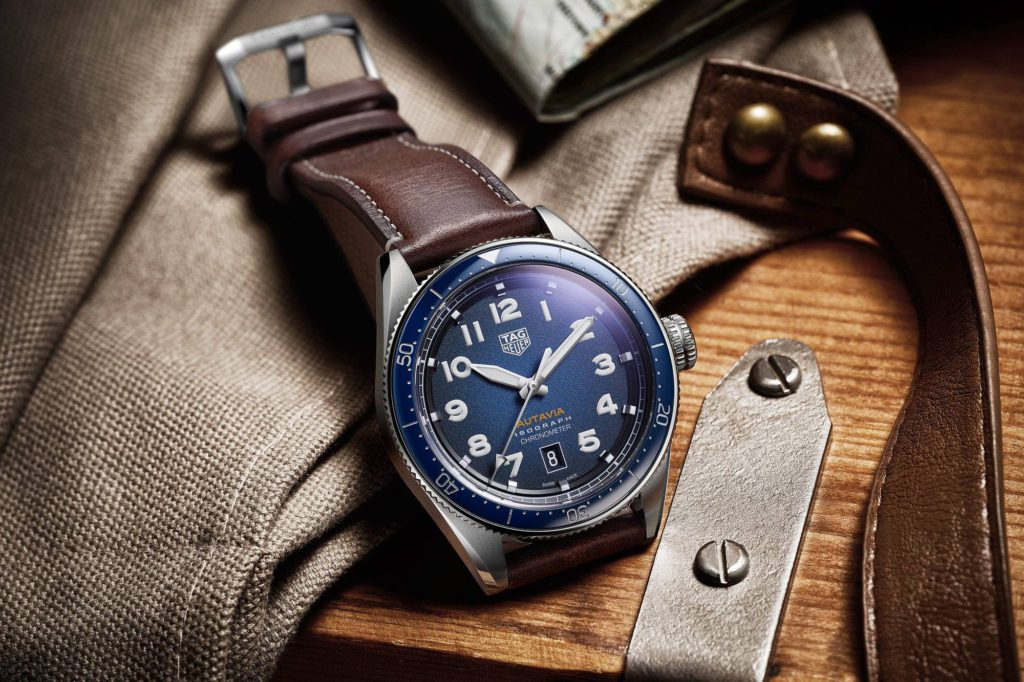 tag heuer autavia isograph collection 2019 4