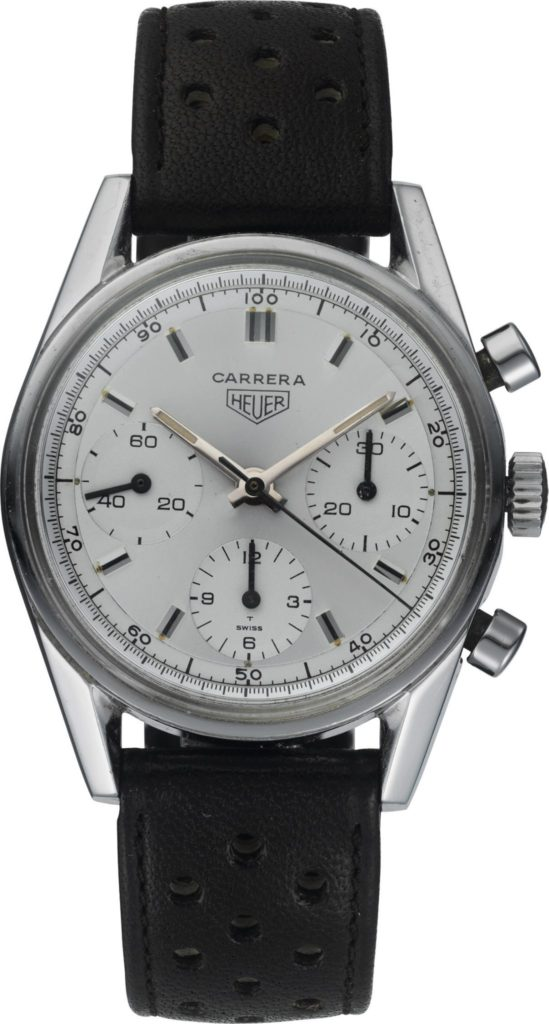 tag heuer carrera 160 years silver limited edition 3