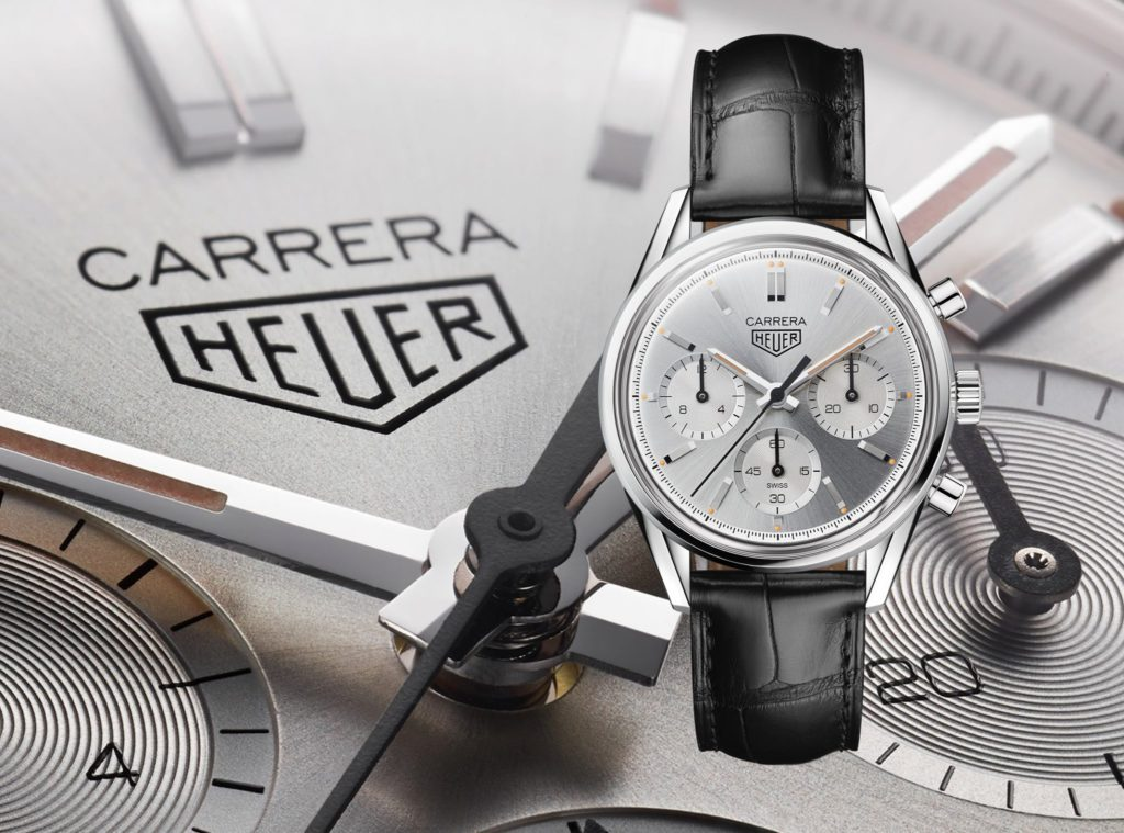 tag heuer carrera 160 years silver limited edition slider