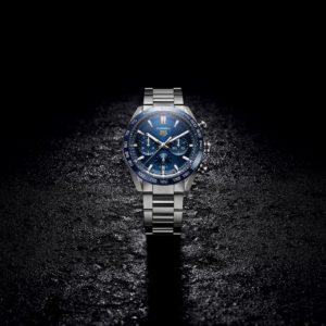 tag heuer carrera chronograph heuer 02 azul mood