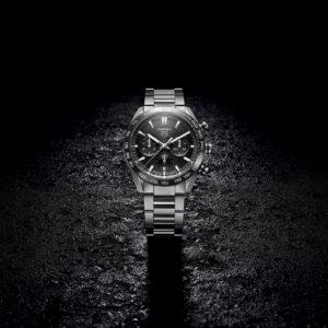 tag heuer carrera chronograph heuer 02 black slider