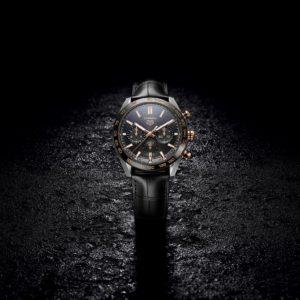 tag heuer carrera chronograph heuer 02 leather beauty