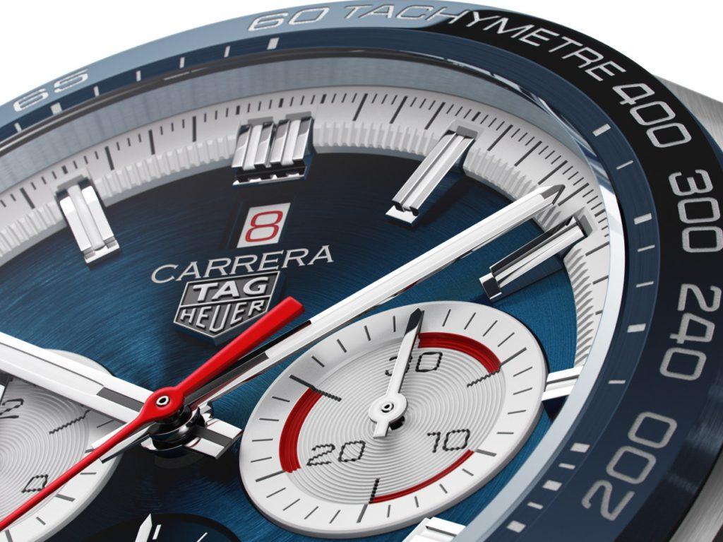 tag heuer carrera sport chronograph 160 aniversario edición especial