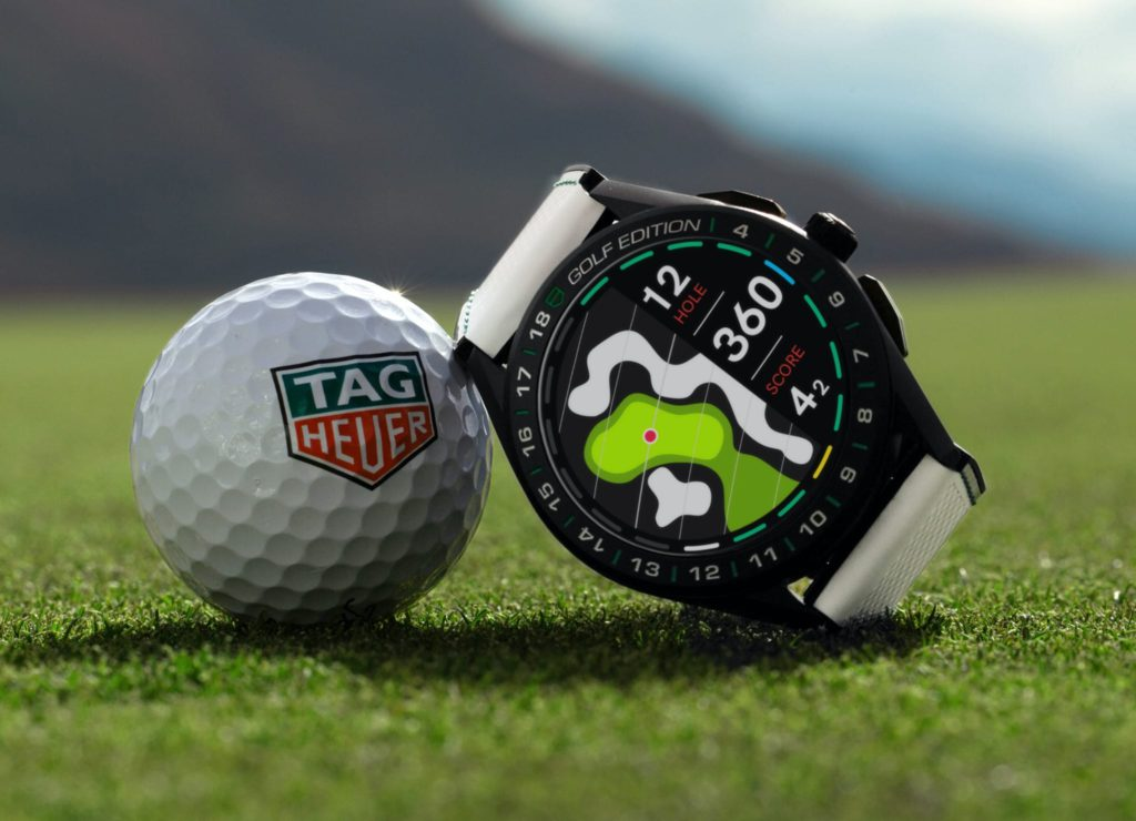 tag heuer connected golf edition mood