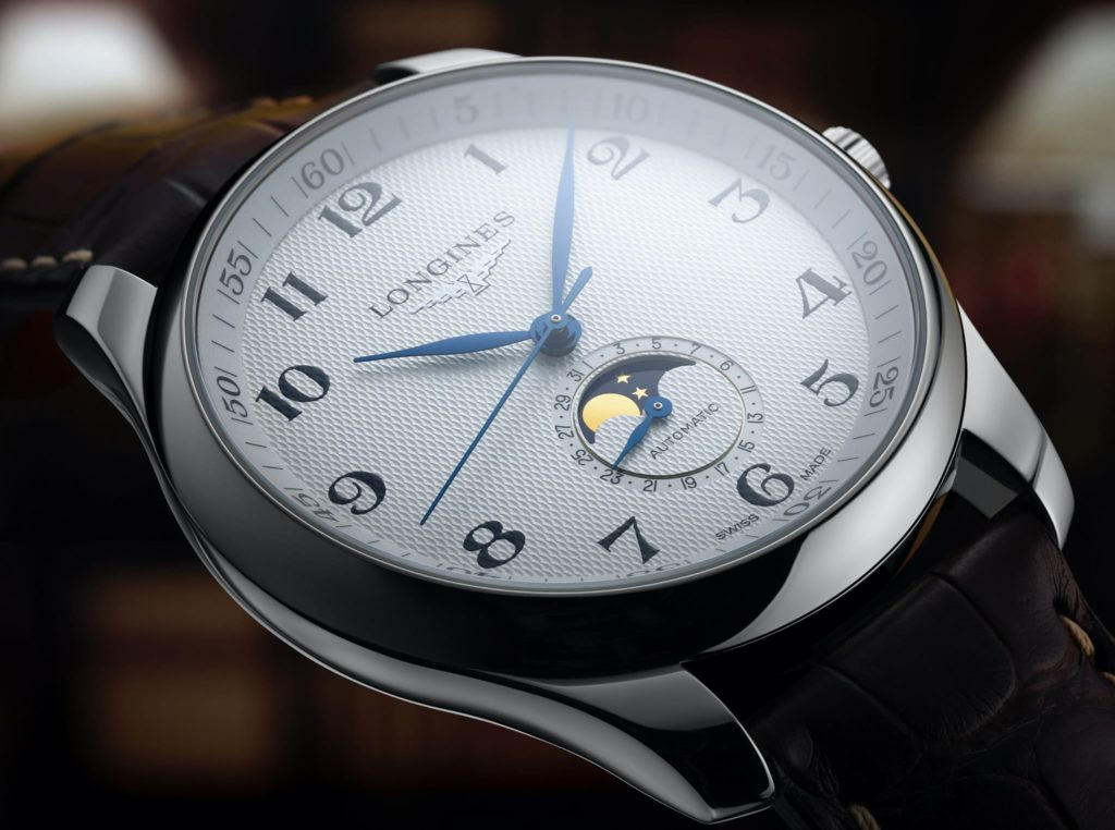 the longines master collection zoom