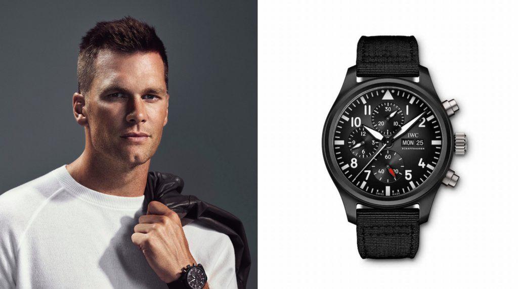 tom brady watches