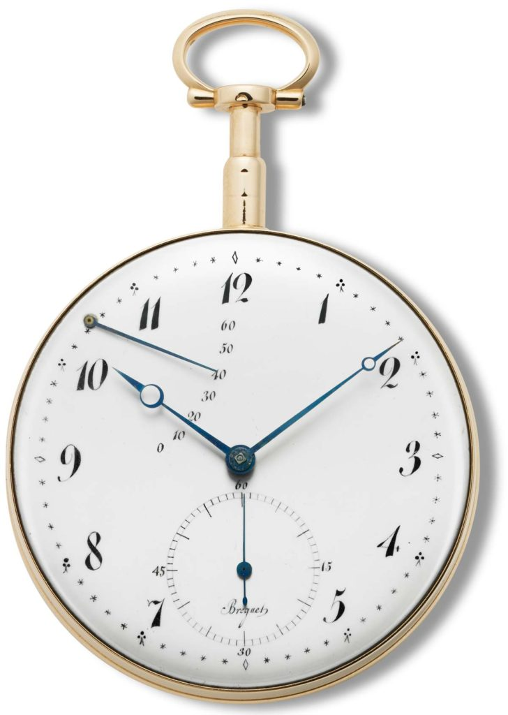 breguet perpetuelle quarter repeating watch no