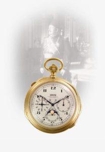 vacheron constantin historia reloj de bolsillo gran complicacion