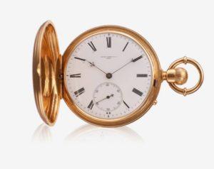 vacheron constantin revolucion de cronometro de bolsillo