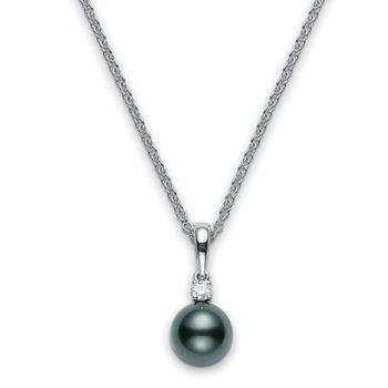 Relojes para mujer MikimotoSea Cultured Pearl and DiamondPPS902BDW
