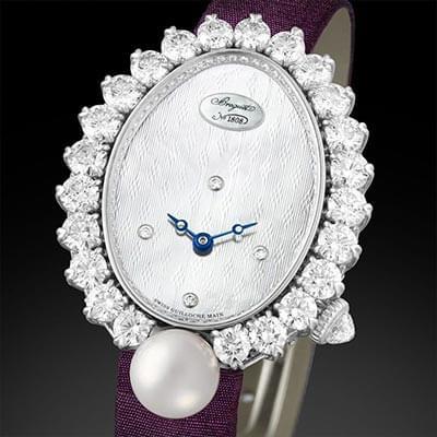 toda la elegancia de breguet en un solo reloj