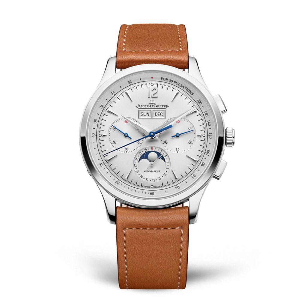 çjaeger lecoultre master chronograph calendar pack