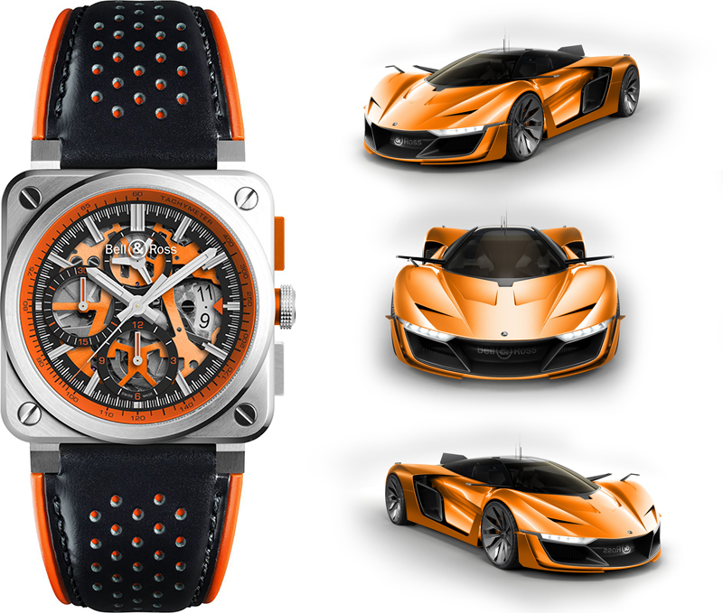 considered with the emergence of the br03 94 aerogt orange