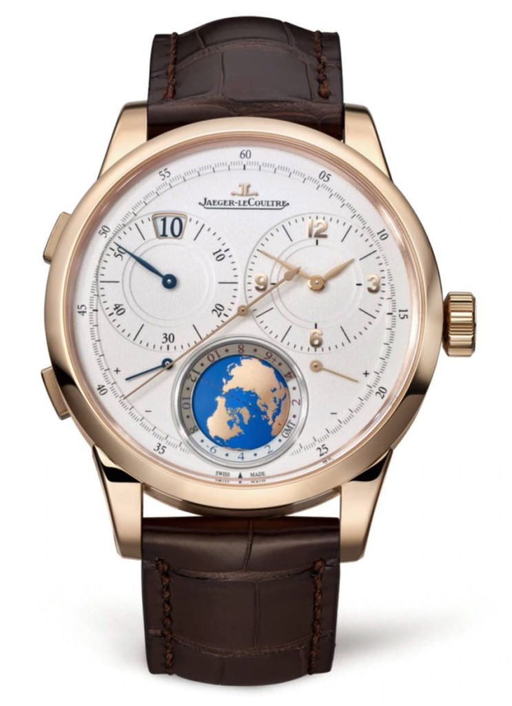 jaeger lecoultre duometre unique travel time 4 1