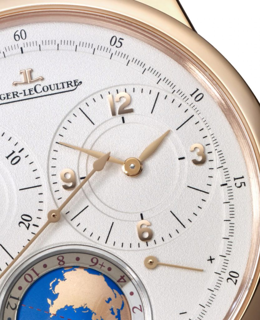 jaeger lecoultre duometre unique travel time 5
