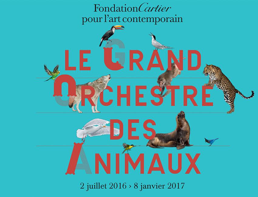 le grand orchestre des animaux|el arte de cartier va mucho mas alla de sus piezas