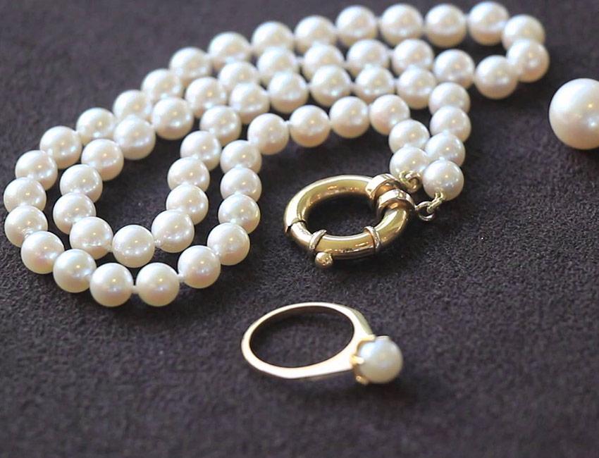 perlas naturales asi se distingue una perla natural de una cultivada