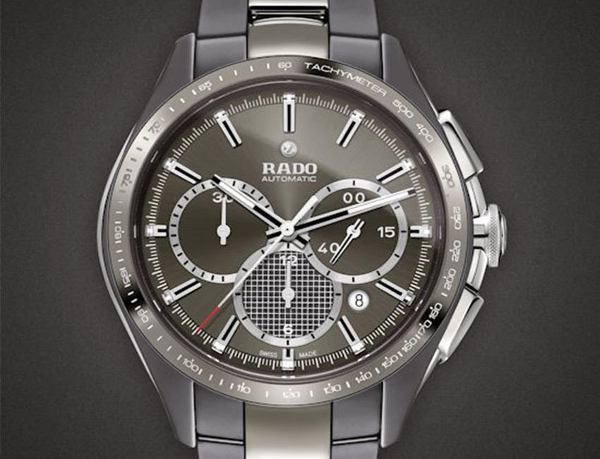 rado automatic en ultrajewels|rado la firma relojera que combina la fuerza y el estilo deportivo