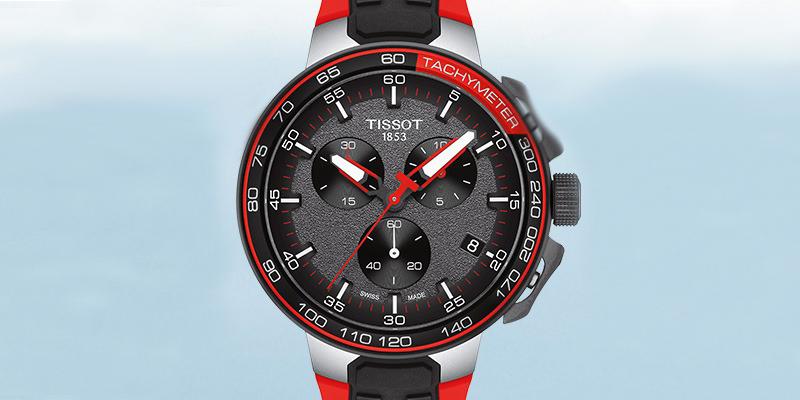 Tissot T-Race Cycling watch