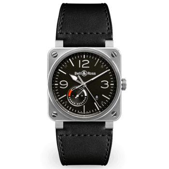 Relojes para hombre Bell & RossAviationBR0397-BL-SI/SCA/2